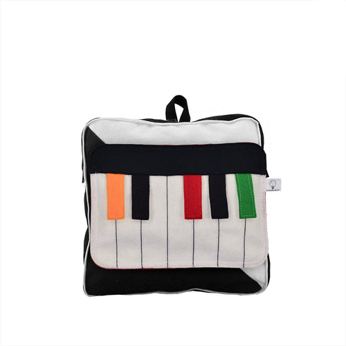 BAND SET - Square Backpack with BAND Toy
