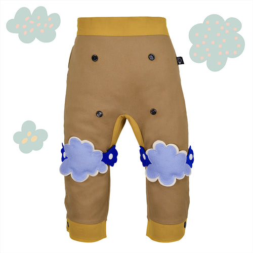 STORMY KNEE PADS - Trousers duo colori