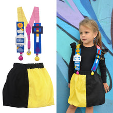 Load image into Gallery viewer, BUNGO SET - Fluffy skirt with Interactive suspenders