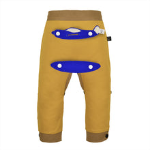 Load image into Gallery viewer, 3D SET - Trousers duo colori with 3D Toy - Mustardino