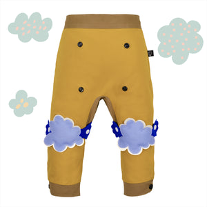STORMY KNEE PADS SET - Trousers duo colori