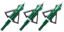 Load image into Gallery viewer, 3 PACK: 85 Grain Double Whammy Broadheads