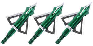 3 PACK: 85 Grain Double Whammy Broadheads