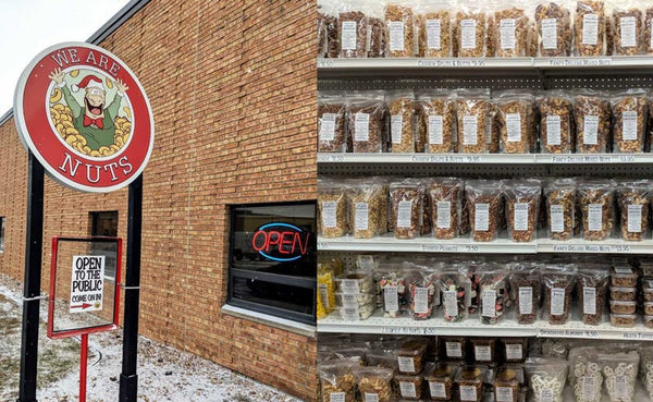 We Are Nuts: The Midway St. Paul nut store with a long legacy and a cult following
