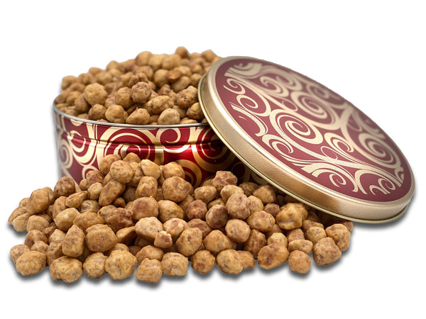 Butter Toffee Peanuts (2 lb) - Gift Tin-Gift Tins-We Are Nuts!
