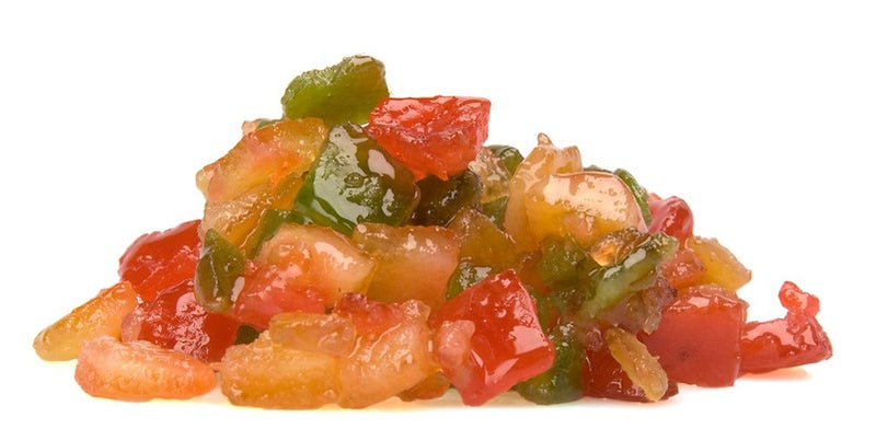 Diced Glazed Fruit (16 oz)-Baking-We Are Nuts!