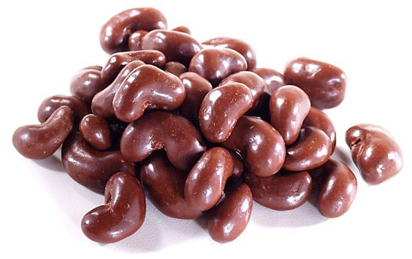 Milk Chocolate Covered Cashews (16 oz)-Nuts-We Are Nuts!