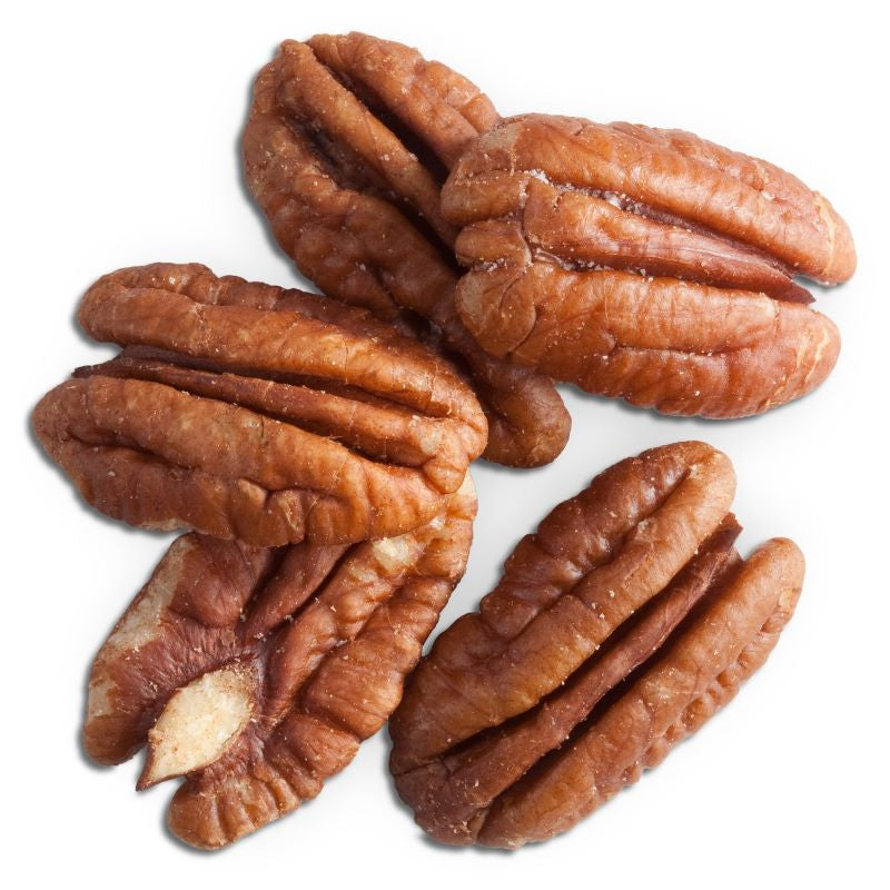 Raw Mammoth Pecan Halves (16 oz)-Nuts-We Are Nuts!