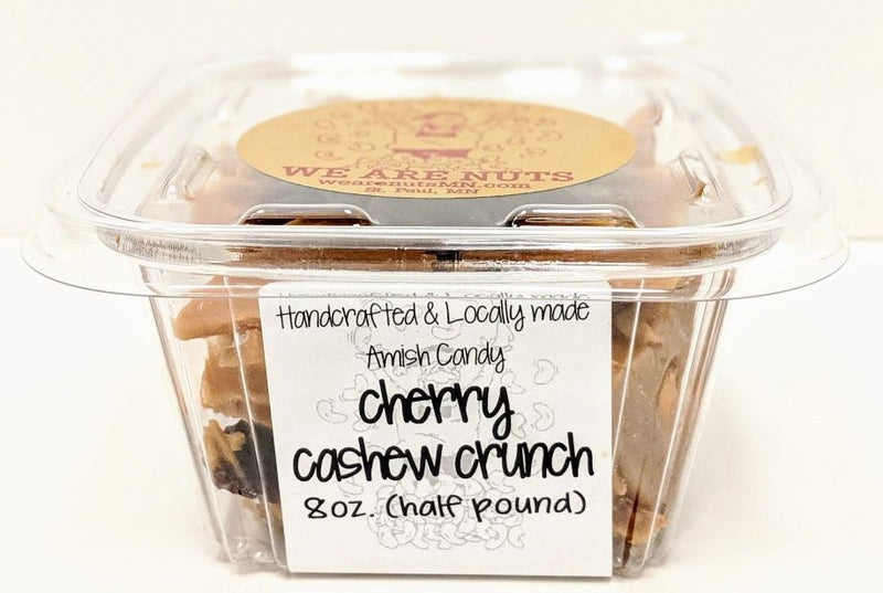 Cherry Cashew Crunch (8 oz)-Nuts-We Are Nuts!