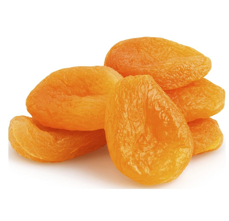 Fancy Turkish Apricots (16 oz)-Dried Fruit-We Are Nuts!