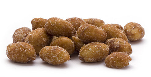 Honey Roasted Peanuts (16 oz)-Nuts-We Are Nuts!