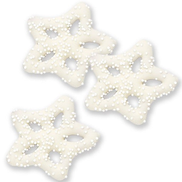 Snowflake Pretzels (16 oz)-Nuts-We Are Nuts!
