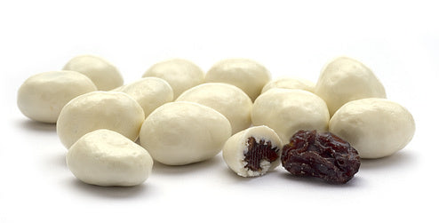 Yogurt Covered Raisins (16 oz)-Nuts-We Are Nuts!