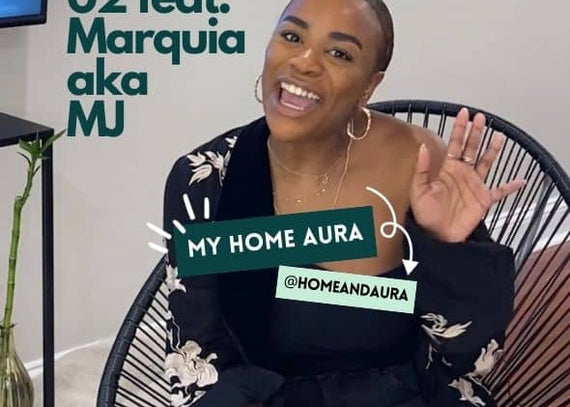 My Home Aura S1E2: Marquia's Capitol Heights, MD Townhome