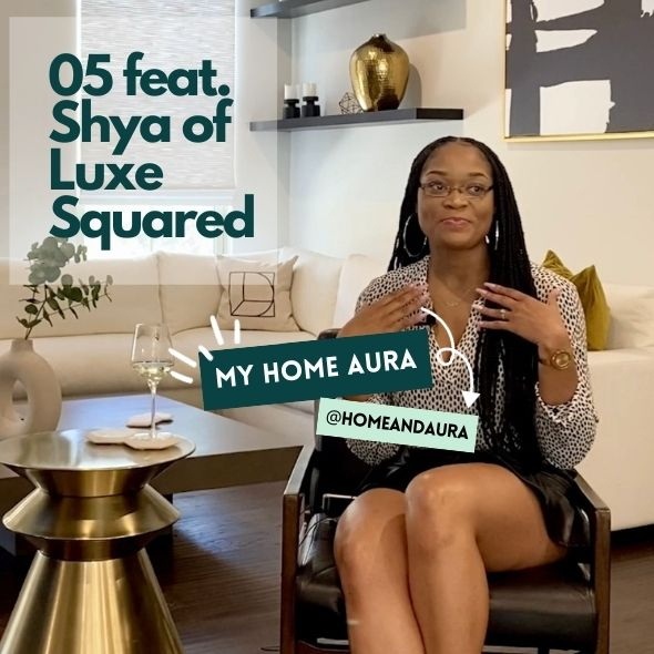 My Home Aura S1E5: Shya's Lanham, MD Townhouse