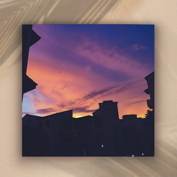 Bangsar South Sunset - Original Photography Print