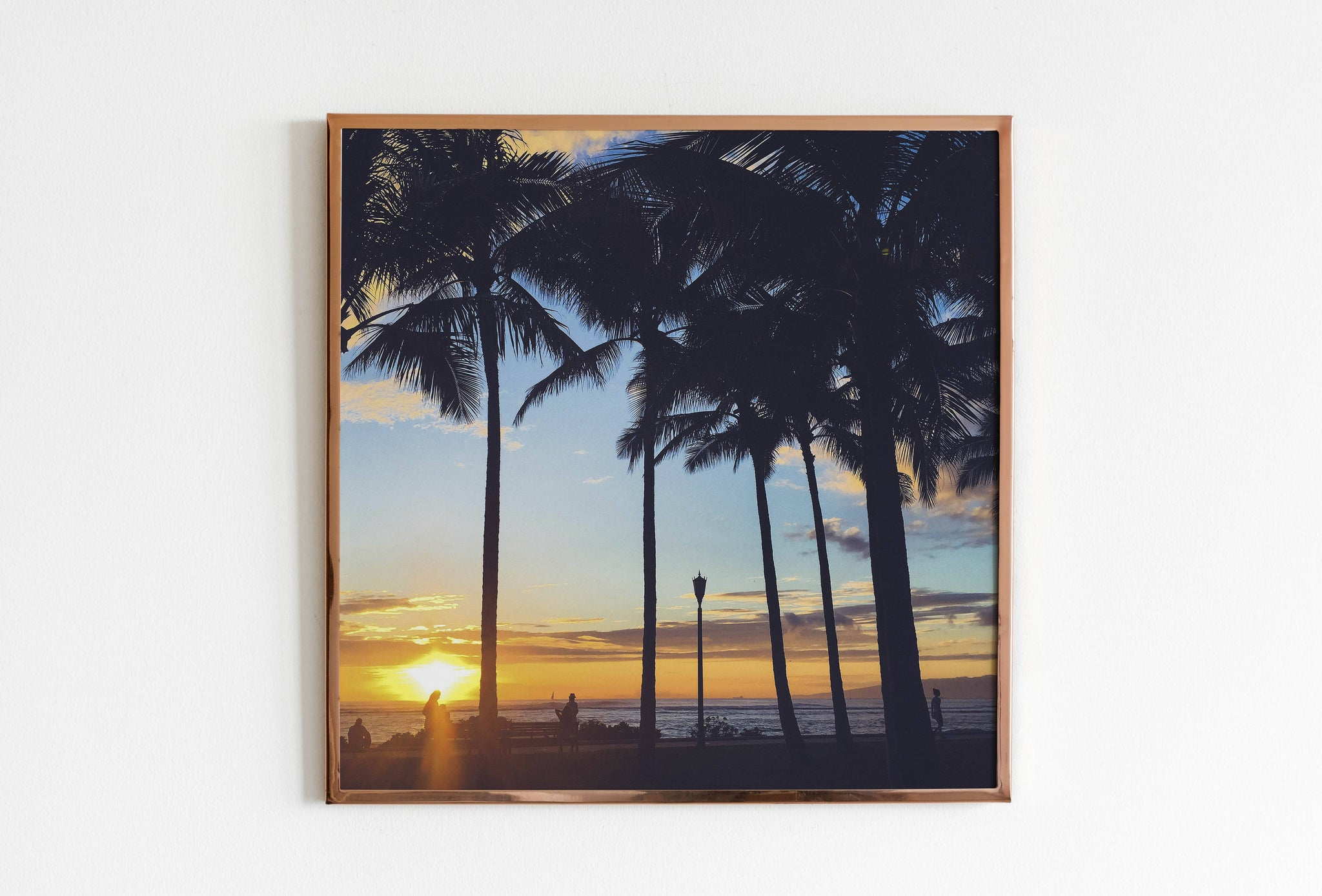 Hawaii Sunset Fine Art Print