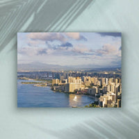 Oahu Shoreline Fine Art Print