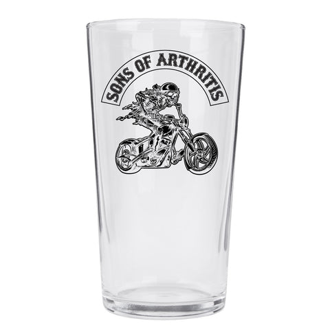 SOA Pint Glass