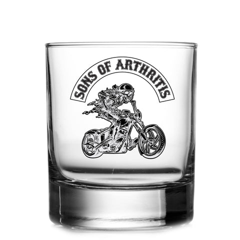 SOA Whiskey Glass