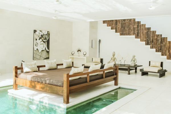 Getaway To A Private Villa In Bali