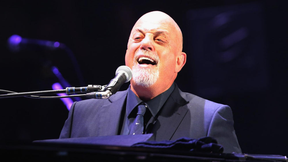 Billy Joel Tickets & Memorabilia