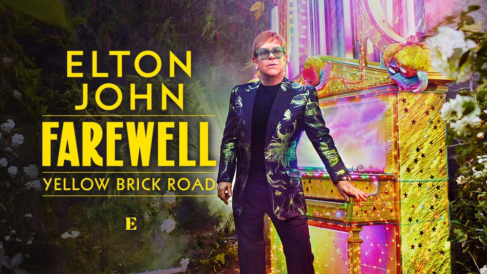 Elton John Farewell Tour (Call for Pricing)