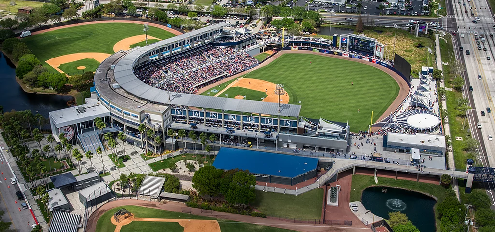 New York Yankees Spring Training 2020