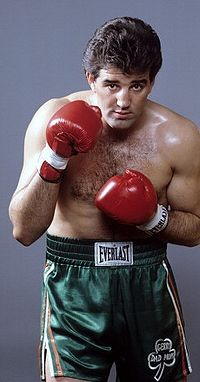 VIP Boxing Training Session w/ Gerry Cooney