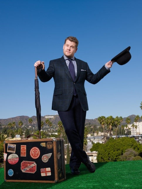 2 VIP Tickets to The Late Late Show with James Corden, in LA