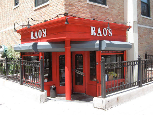 The Toughest Table in Town! A Reservation for 4 at Rao's
