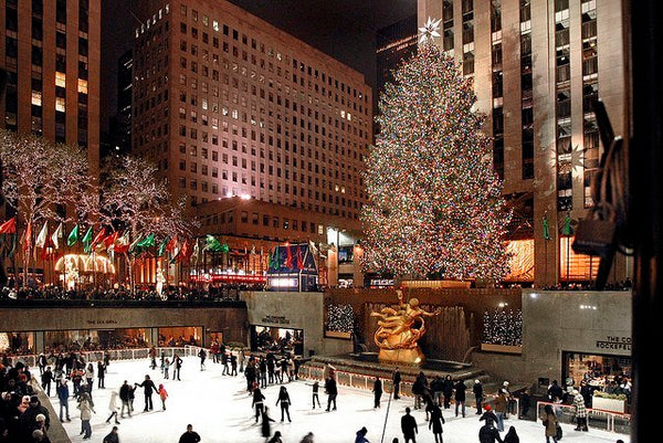 4 VIP Tickets to TThe Rockefeller Center Tree Lighting on December 4th in NYC
