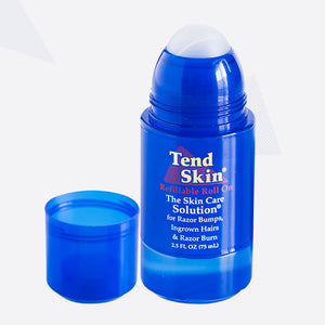 Tend Skin® Refillable Roll-On System