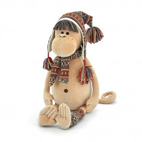 Soft toy Irma the monkey