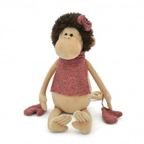 Soft toy Jossi the Monkey