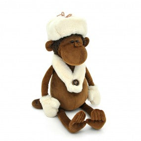 Soft toy Nicolas the monkey