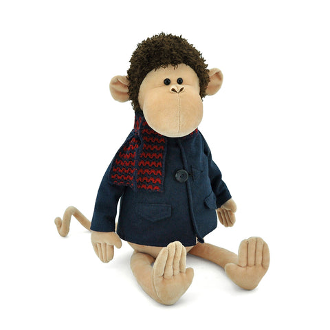 Soft toy Garry the monkey