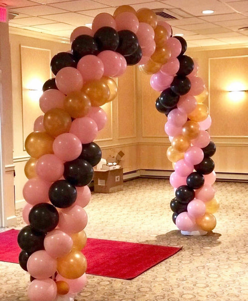 Balloons arch