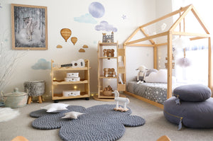 Top Five Insta Worthy Kids' Rooms