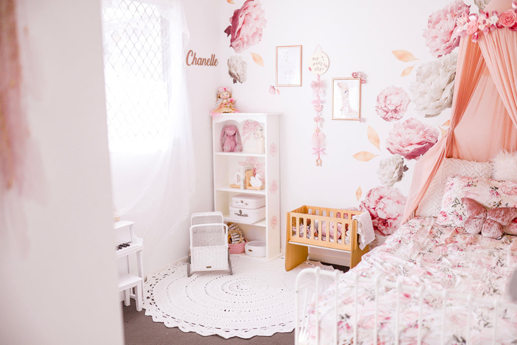 Creating a Space Fit For A Princess