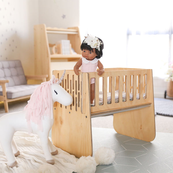 Dolls Bassinet 'The Nook'
