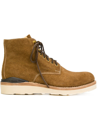 Visvim Lace Up Ankle Boots