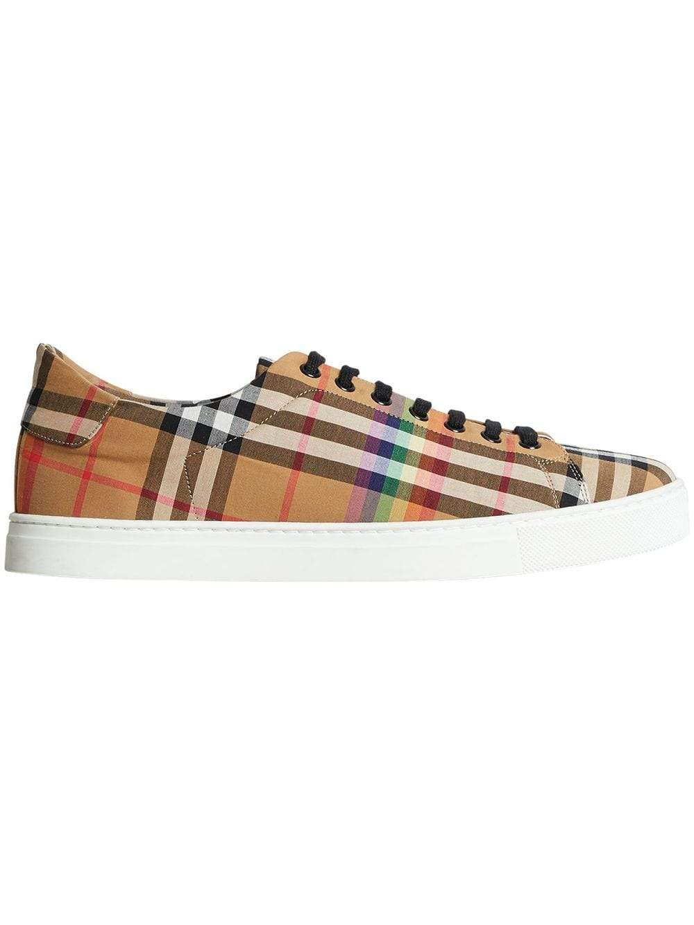 Burberry Rainbow Sneakers