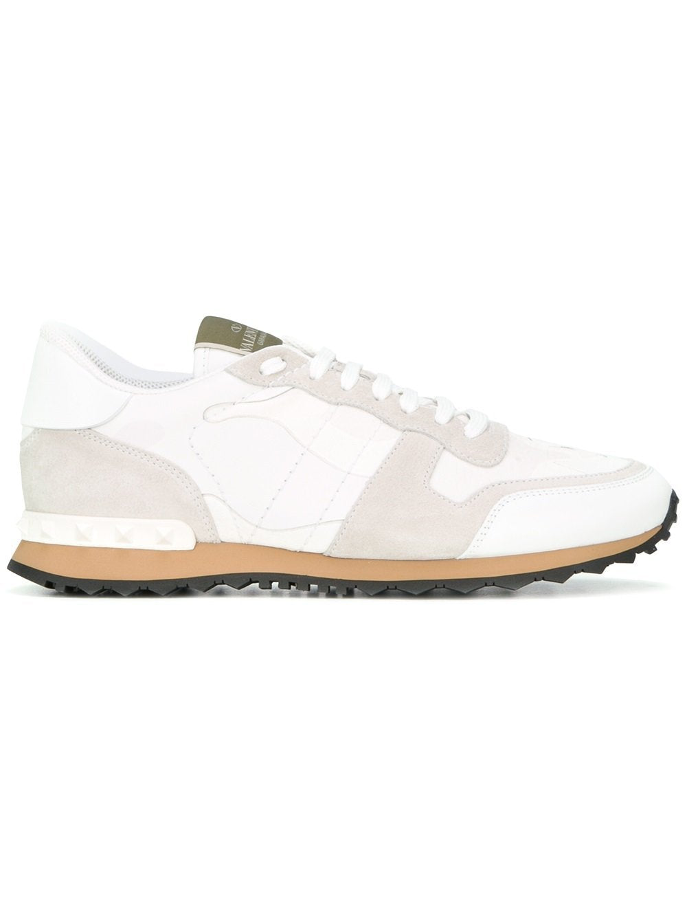 f5f5310adf4 Load image into Gallery viewer, Valentino Camo Rockrunner Sneaker White ...