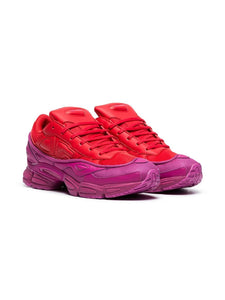 Adidas X Raf Simons Ozweego Red Purple
