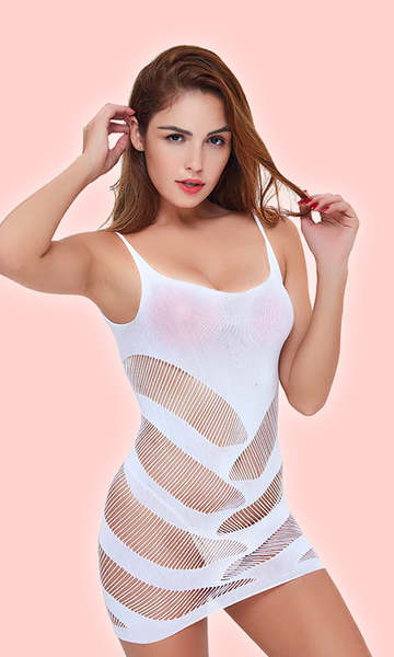 White Body Transparent (One Size)