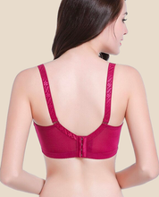 Load image into Gallery viewer, Sexy Lace Bra - Wine Red