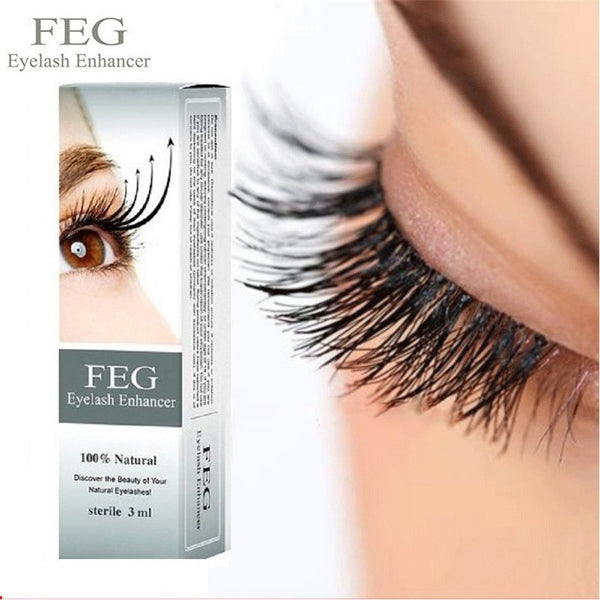 2b3b65718c4 FEG Eyelash Enhancer Rapid Growth Serum 3ml ...