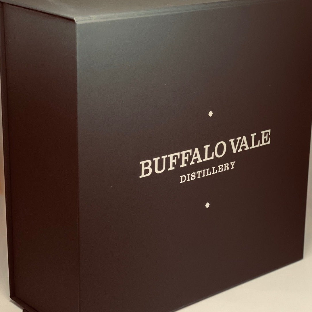 Buffalo Vale Distillery - Craft Spirit & Crystal Tumbler Pack