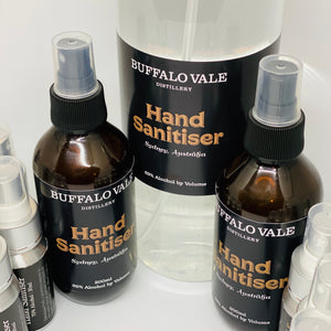 Hand Sanitiser by B.V.D. for Football Teams